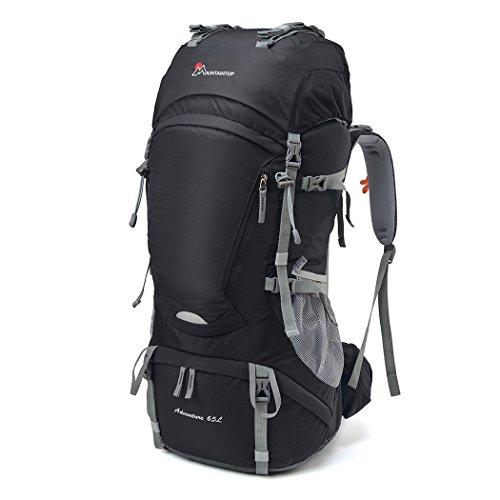 Mountaintop 65L Rucksack Trekkingrucksäcke (Camping / Wandern / Reisen / Backpacker) im Test