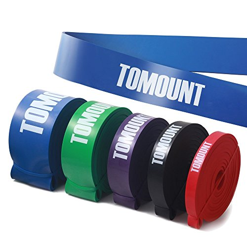 Tomount Fitnessband in Blau
