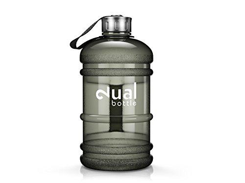 Dual Bottle Water Jug 2.2 Liter Wasserflasche im Test