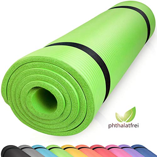 diMio Yogamatte / Pilatesmatte im Test