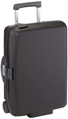 Samsonite Cabin Collection Upright 55/20 Koffer (55cm, 32 L, Black)
