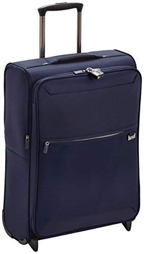 Samsonite Short-Lite Upright 55/20 (Length 40 cm Koffer, 55cm, 42 L, Blue)