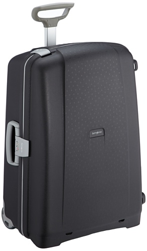 Samsonite Aeris Upright 71/26 Koffer (71 cm, 88 L, Black)