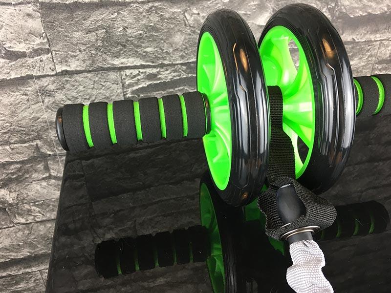 Bauchroller Test Sportastisch Extreme Ab Roller Bauchtrainer Befestigung Gummiband