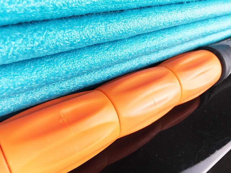 Faszienrolle Test Soft Roll Sportastisch Detailansicht