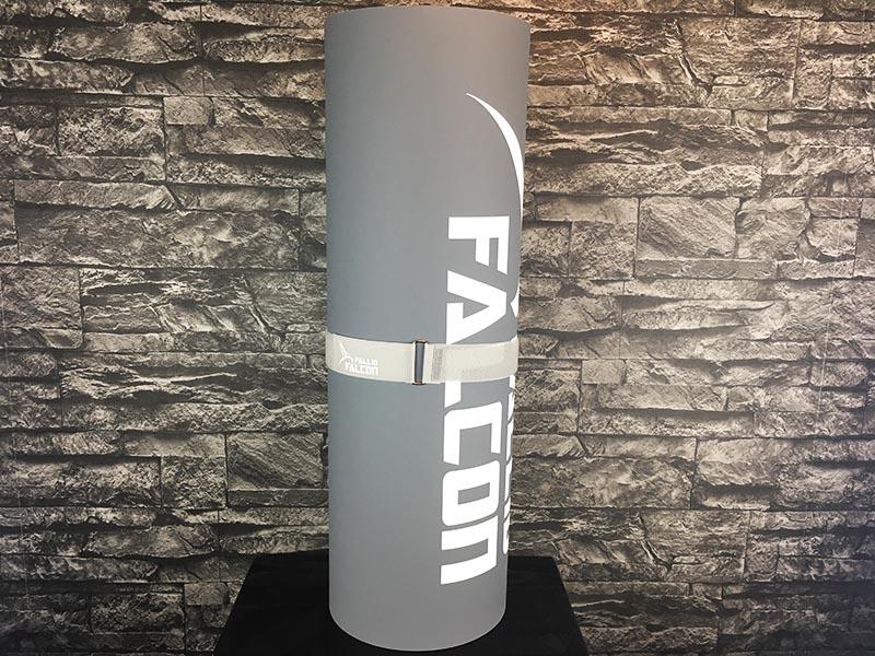 Fitnessmatte Test Pallid Falcon Gesamtansicht