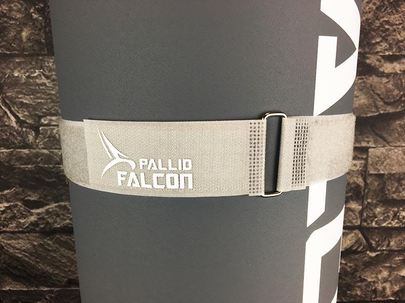Fitnessmatte Test Pallid Falcon Halteband