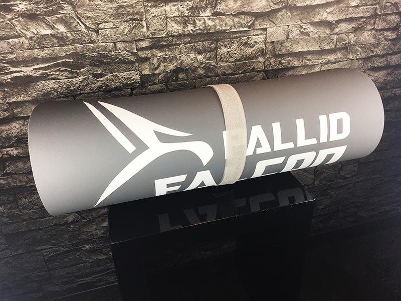 Fitnessmatte Test Pallid Falcon Lieferung
