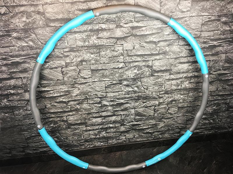 Hula Hoop Reifen Test Sportastisch Hula Star Gesamtansicht