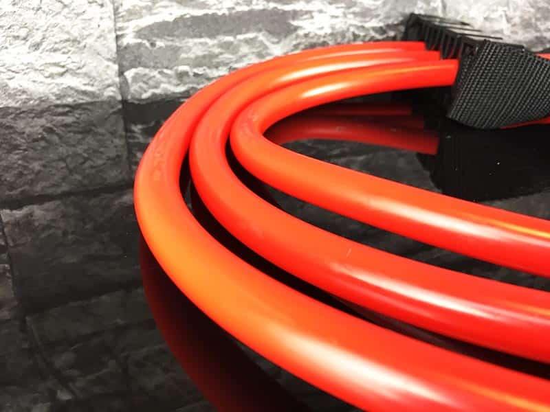 Klimmzugband Test Sportastisch Pull Hard Klimmzughilfe Band Orange