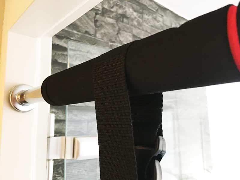 Klimmzugband Test Sportastisch Pull Hard Klimmzughilfe Klimmzugstange