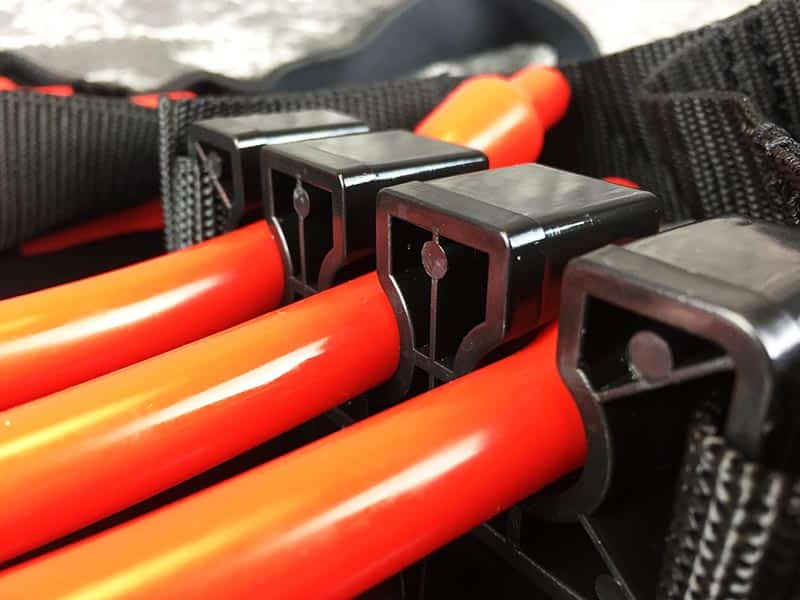 Klimmzugband Test Sportastisch Pull Hard Klimmzughilfe Verbindung
