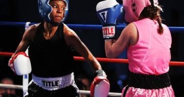 Kopfschutz Boxen Test Kampfsport Frauen
