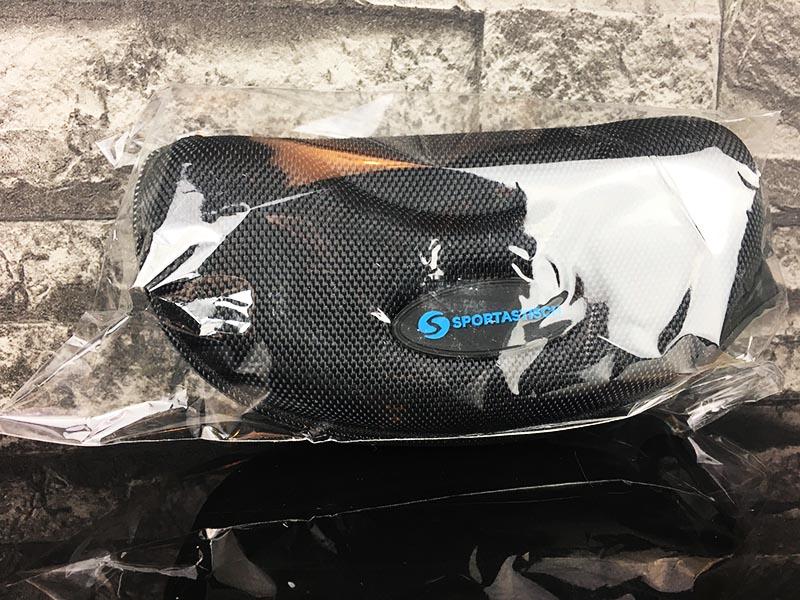 Schwimmbrille Test Sportastisch Torpedo Plastik Verpackung