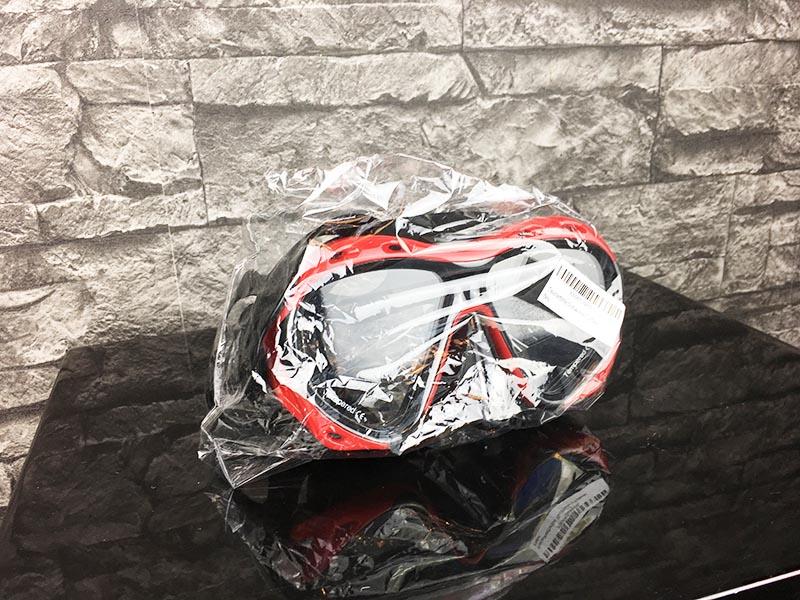Taucherbrille Test Sportastisch Redfish Rot Verpackung